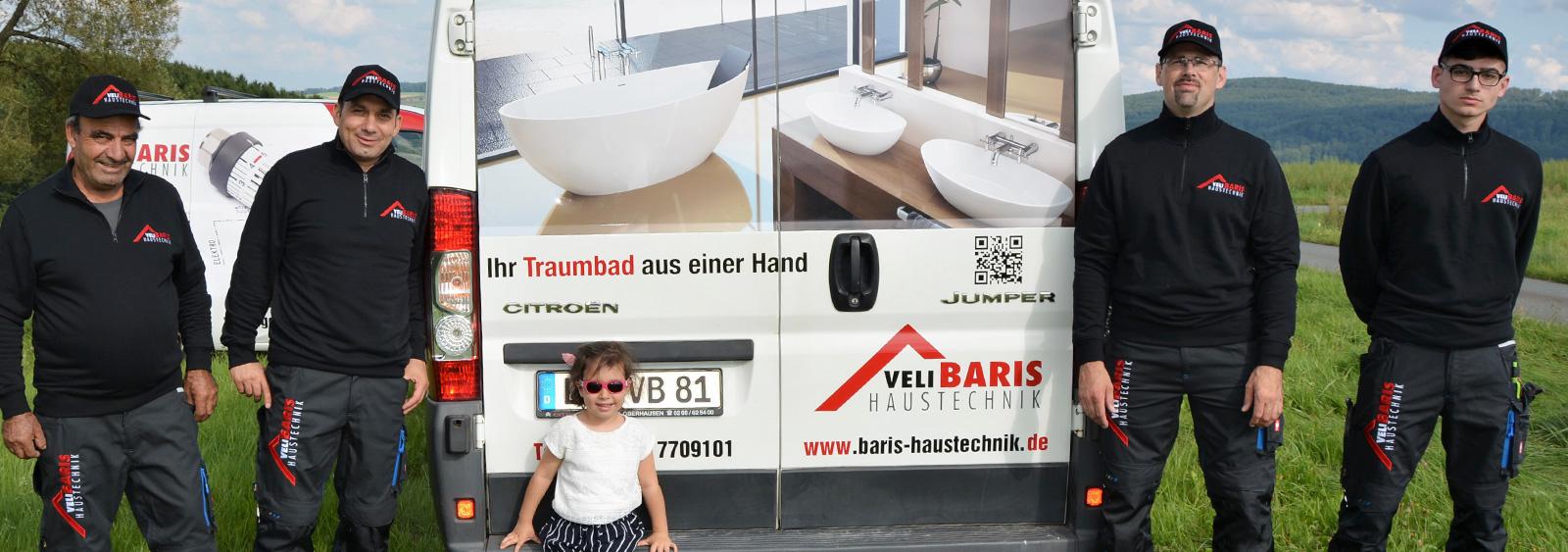 Baris Haustechnik, Komplettbäder Heizungstechnik Weilburg Wetzlar